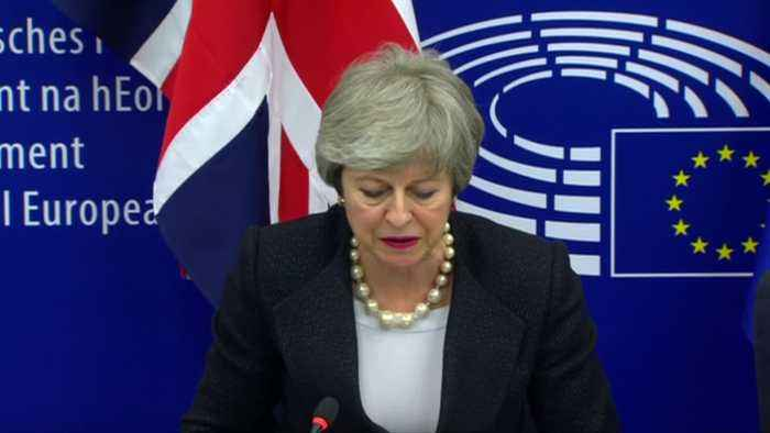 Theresa May wins Brexit assurances from EU on eve of crucial vote