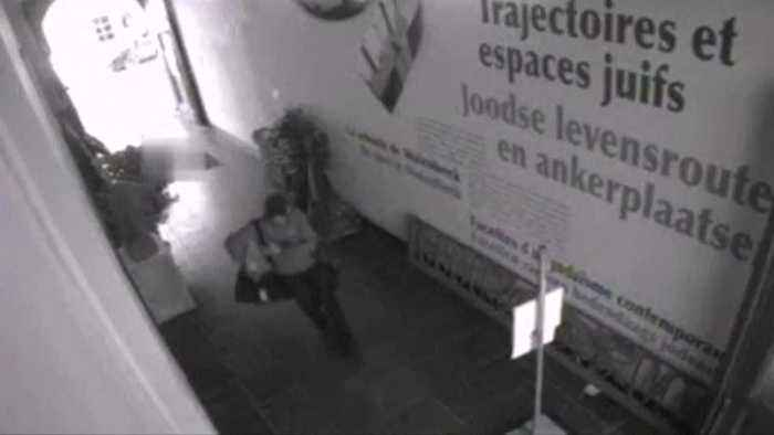 Frenchman jailed for life in Jewish museum attack