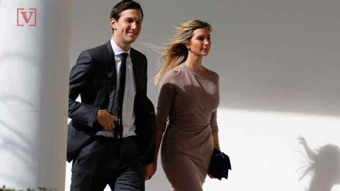 New Tell-All Claims President Trump Wanted to Fire Ivanka and Jared Kushner