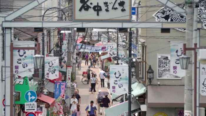 New ways of living in crowded Tokyo