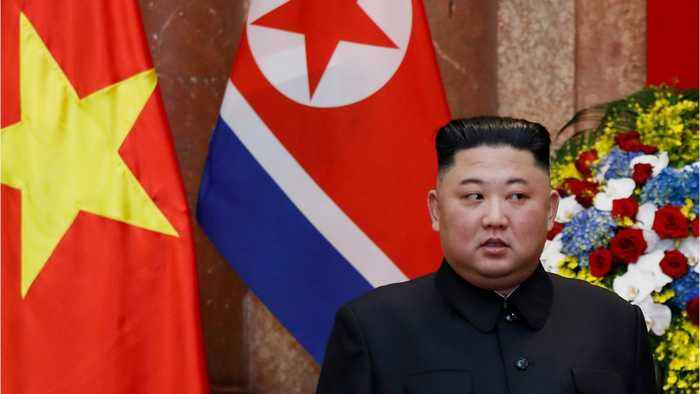 U.S. Monitoring Rocket Site, But Claims Diplomacy With North Korea 'Very Much Alive'