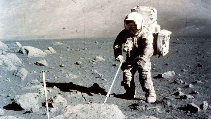 NASA To Continue Work Of Apollo Missions By Studying Untouched Moon Samples