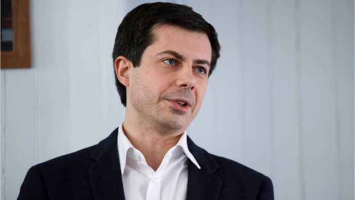 Presidential Hopeful Pete Buttigieg Draws Questions About Mike Pence
