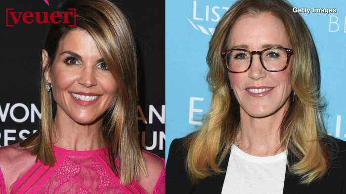 Actresses Felicity Huffman and Lori Loughlin Charged in College Exam Cheating Scandal