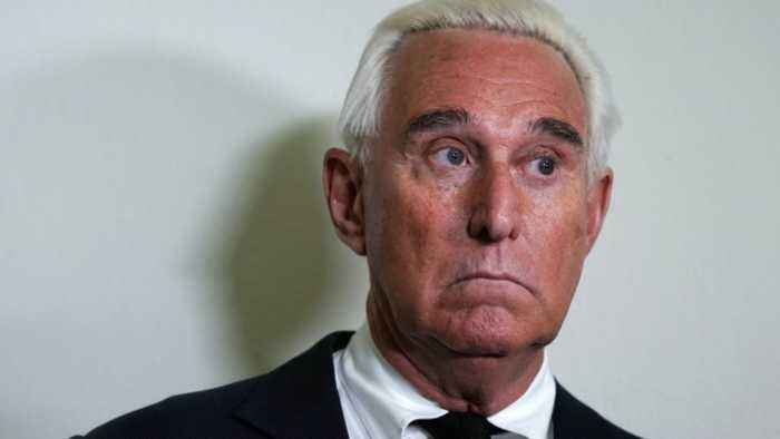 Roger Stone's Lawyers Deny Hiding Book Rerelease From Judge