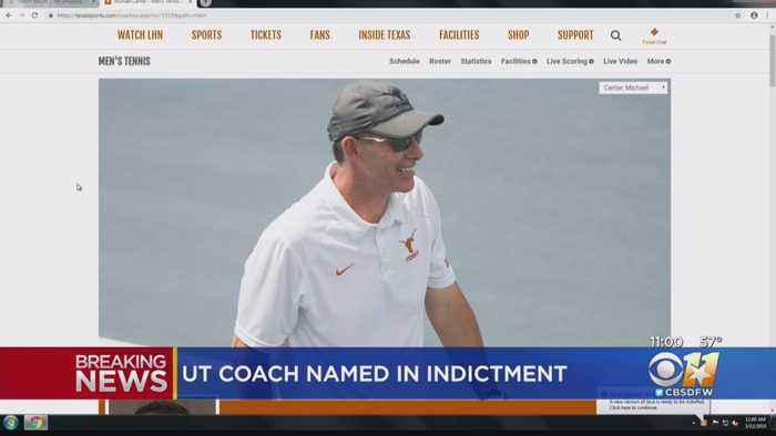 UT Coach Among Those Indicted In College Admissions Bribery Scandal