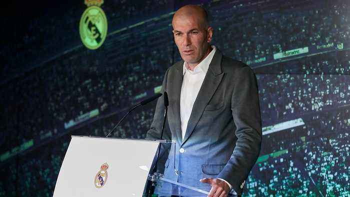 Why Is Zinedine Zidane Returning to Real Madrid?
