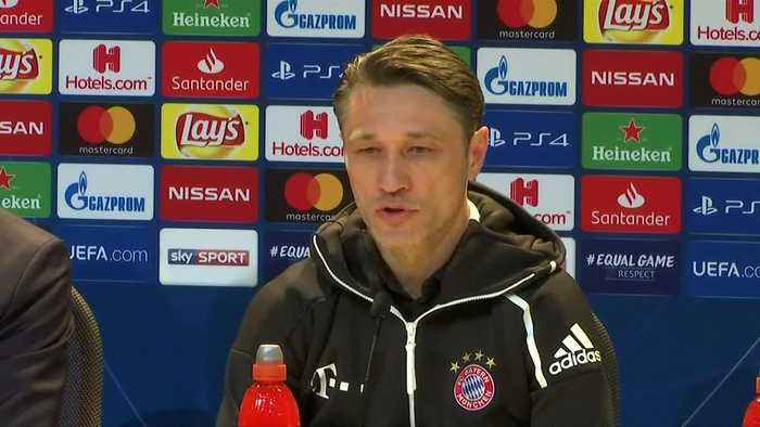 Bayern hungry for a win against Champions League opponents Liverpool.