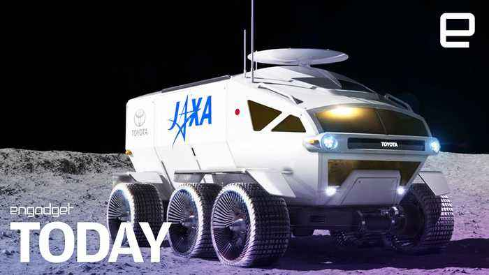 Toyota is making a moon rover for Japan