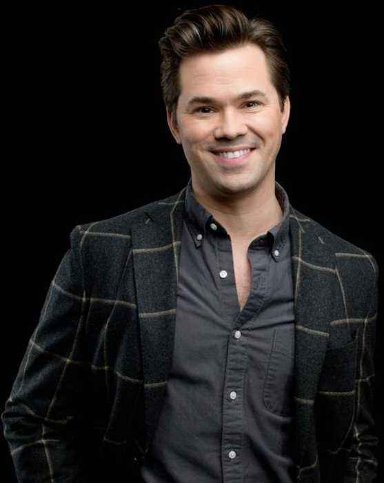 Andrew Rannells Speaks On His Memoir, 'Too Much Is Not Enough'