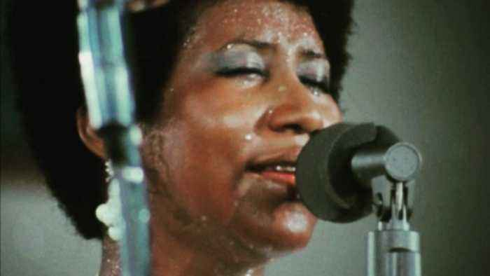 Aretha Franklin's 'Amazing Grace' Finally Headed to Theaters