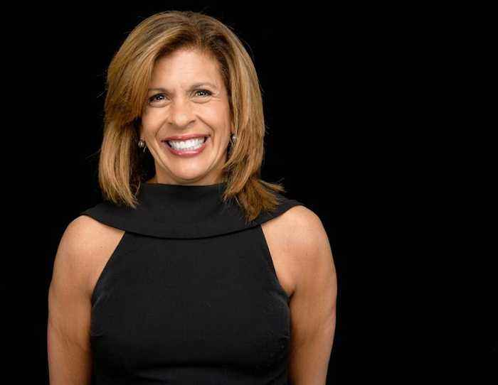 Hoda Kotb Chats About Her Latest Children's Book, 'You Are My Happy'