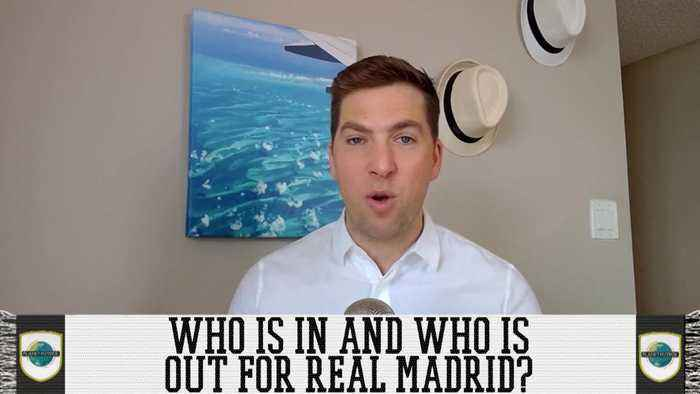 Who Is In And Who Is Out For Real Madrid
