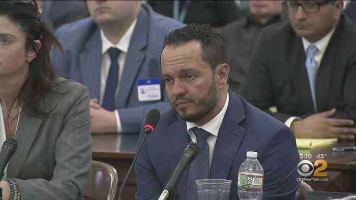 Former NJ Staffer Faces Panel Over Sex Abuse Claims