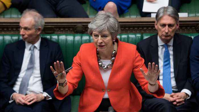Brexit Plan B Rejected By House Of Commons