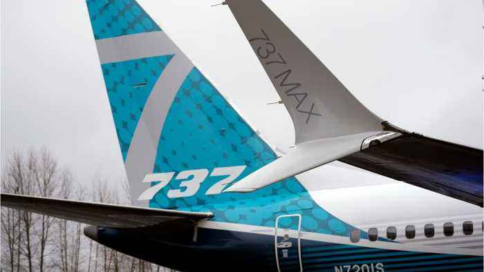 EU Grounds Boeing 737 MAX After Crash In Ethiopia