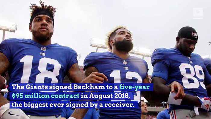 Odell Beckham Jr. Traded to Cleveland Browns