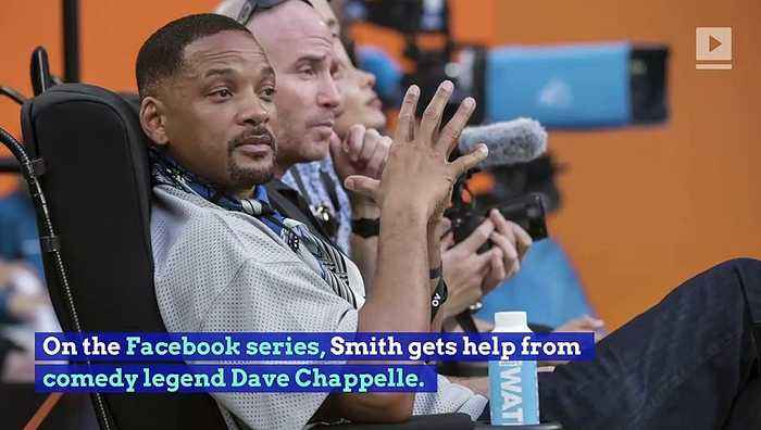 Will Smith Attempts Stand-Up Comedy With Help From Dave Chappelle