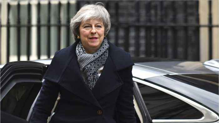 Theresa May's Brexit Deal Rejected