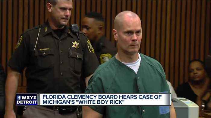 'White Boy' Rick has clemency hearing in Florida on Wednesday morning