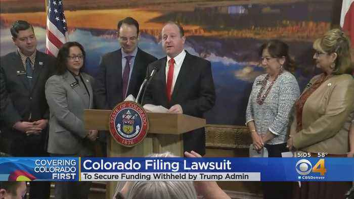 Colorado Files Federal Court Lawsuit To Keep Public Safety Grants