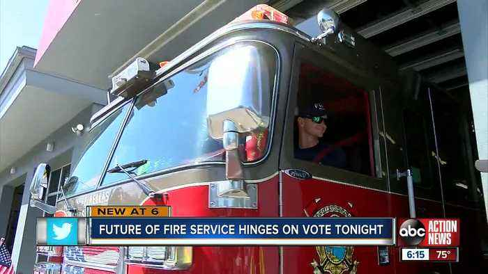 Local voters to decide on tax increase to fund fire rescue