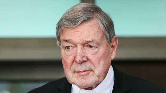 Cardinal Pell Sentenced to 6 Years for Sexual Abuse