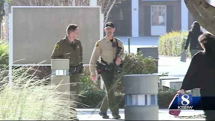 Bomb, shooting threat called in for second day in a row to Salinas courthouse