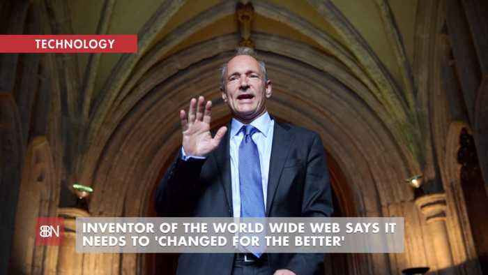 The Inventor Of The Web Wants To Change It