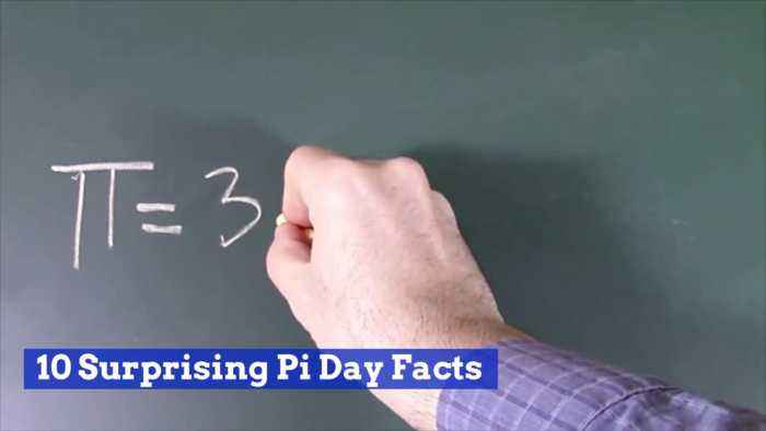 What Is Pi Day And What Are The Facts?