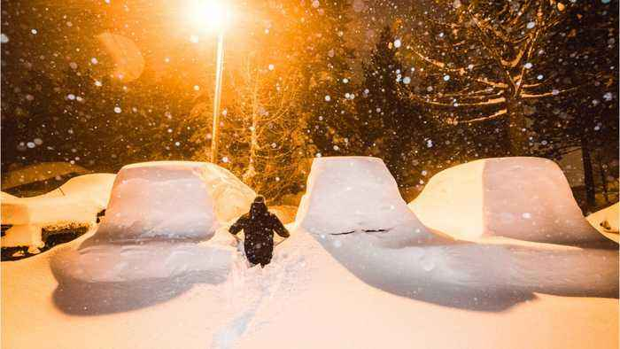 Blizzard, High Winds And Possible Flooding To Hit U.S. Plains States