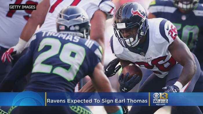 Ravens Expected To Sign Former Seahawks Safety Earl Thomas