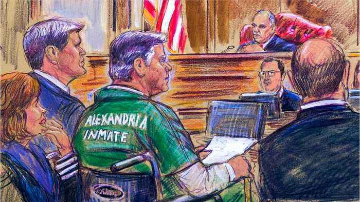 Manafort Charged With Mortgage Fraud In N.Y.