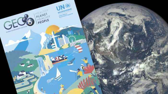 UN Environmental Report: World Must Take Climate Action Now