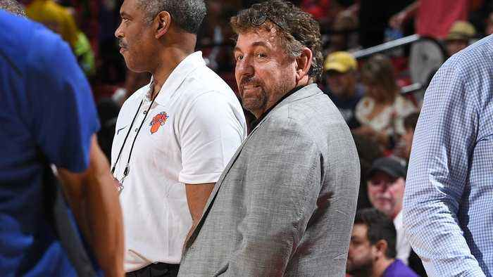 Should James Dolan Be Confident the Knicks Can Land Top Free Agents?