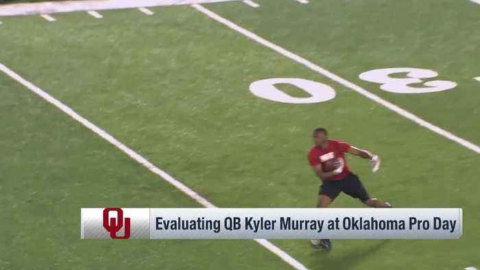 NFL Network's Bucky Brooks on Oklahoma Sooners quarterback Kyler Murray: He's a 'creative offensive coordinator's dream'