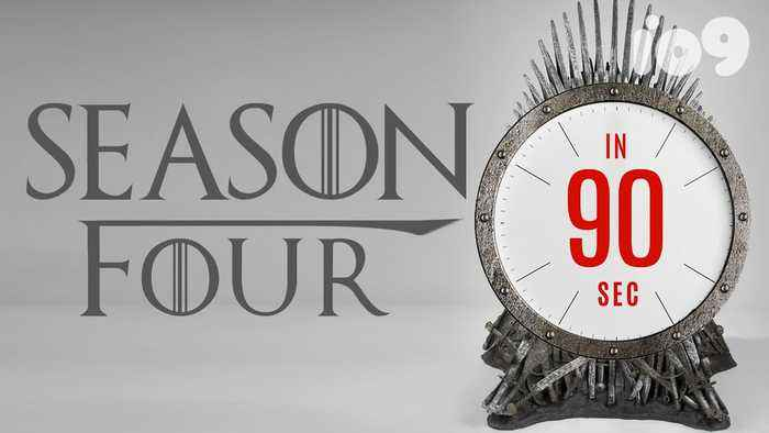 Everything to Know About Game of Thrones Season 4: 90 Second Recap