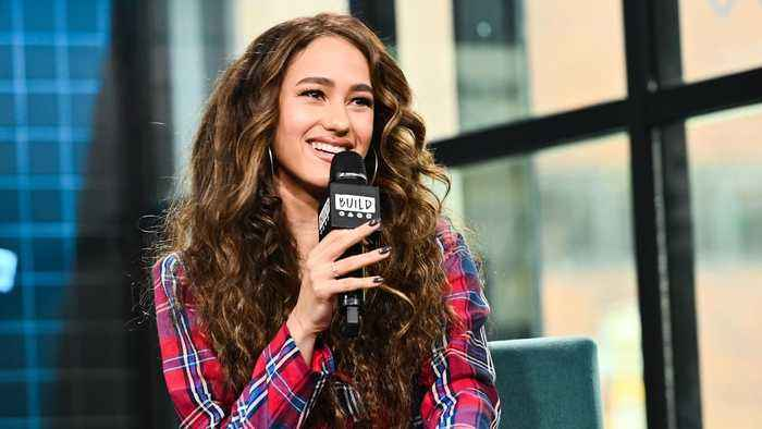 Skylar Stecker Broke Into The Music Industry By Singing The National Anthem