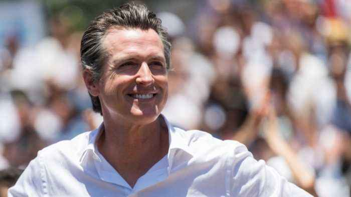 California Governor Signs Order to Suspend Executions