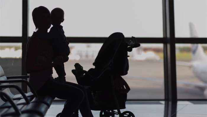 Flight Returns to Airport After Passenger Realizes She Left Her Baby in Terminal