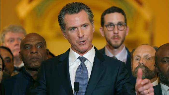 California Govenor Puts Death Penalty On Hold