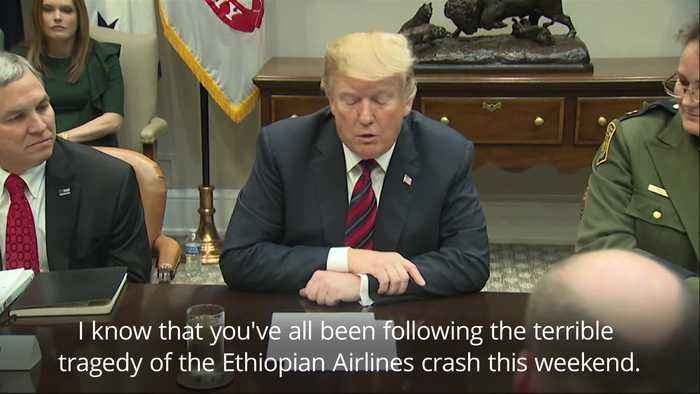 US to ground Boeing 737 Max 8 and Max 9 planes after Ethiopia crash