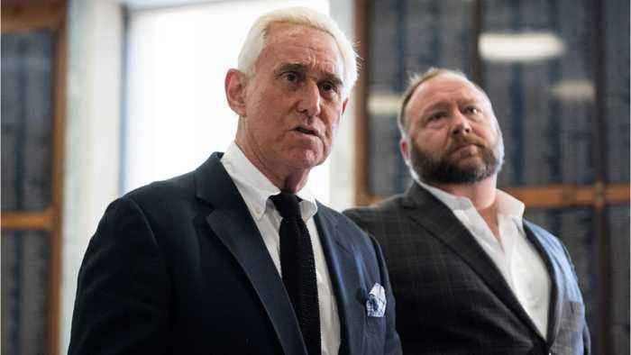 Roger Stone trial set for Nov. 5 start