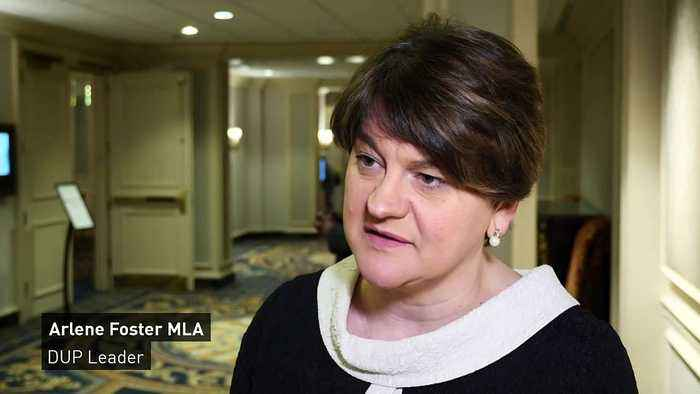 DUP: Looking for deal that works for all of UK