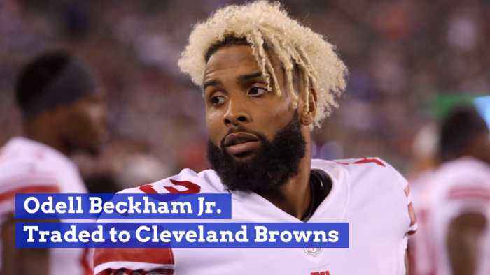 Odell Beckham Jr. Is Headed For Cleveland