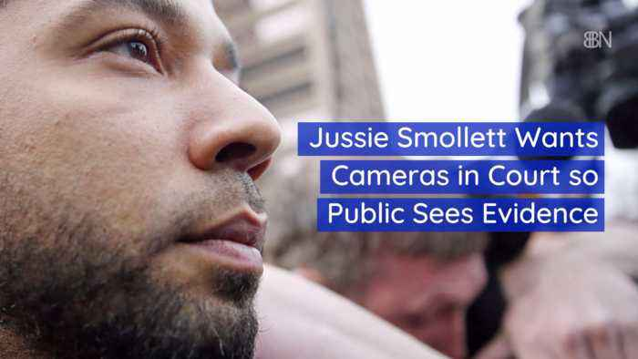 Jussie Smollett Wants To Be Seen In The Courtroom