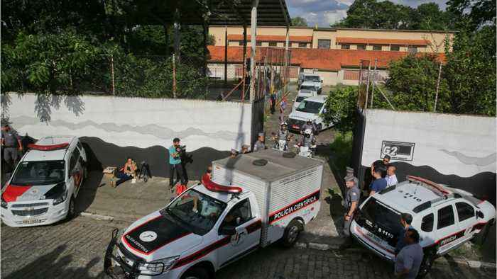 Gunmen Kill Eight, Including Five Children, In Brazilian City