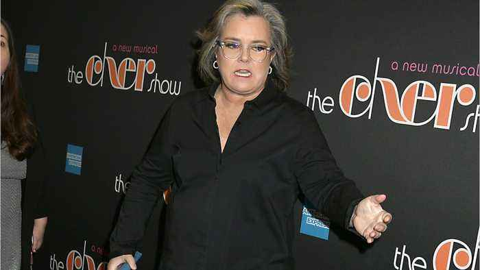 Rosie O'Donnell Says Her Father Molested Her