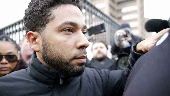 Jussie Smollett Pleads Not Guilty To Charges He Lied To Police