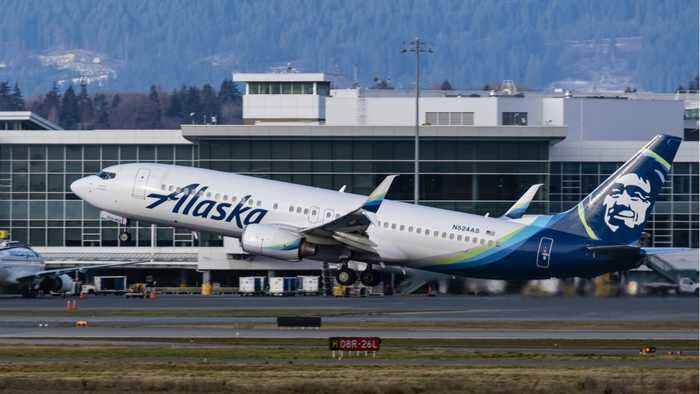 Alaska Air Says It's Too Early To Decide If It Will Take Future Deliveries Of Boeing 737 Max
